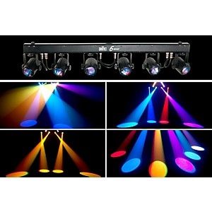 CHAUVET DJ 6SPOT LED Spot Lighting System by CHAUVET DJ