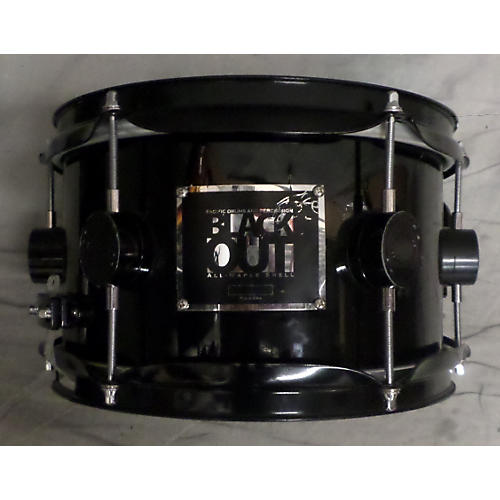 PDP by DW 6X10 BLACK OUT SNARE Drum-thumbnail