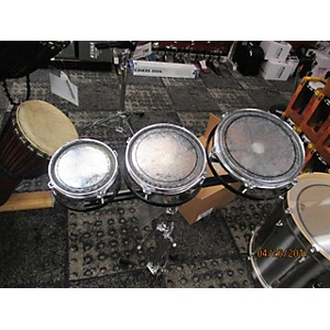 Pre-owned Remo 6X10 Roto Toms Roto Toms by Remo