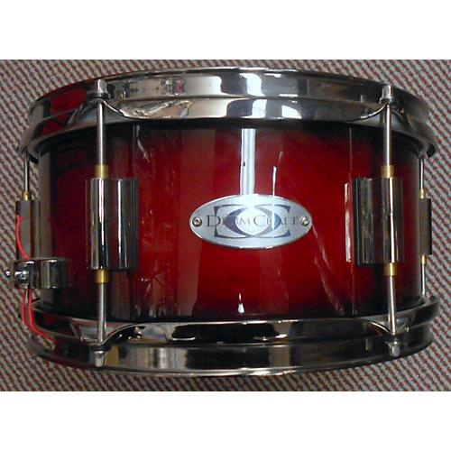 DrumCraft 6X12 Series 8 Crimson Red Burst Drum