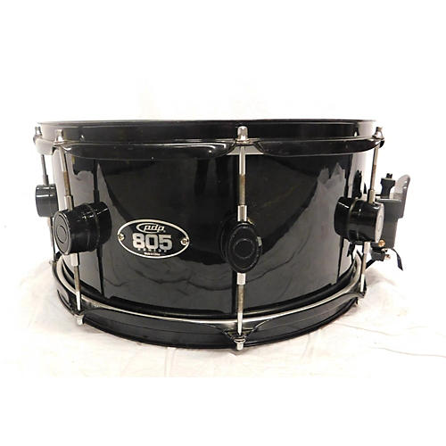 used pdp by dw 6x13 805 series snare drum black 12 guitar center. Black Bedroom Furniture Sets. Home Design Ideas