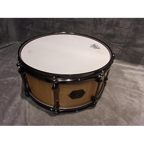 Noble & Cooley 6X13 Curly Maple Drum