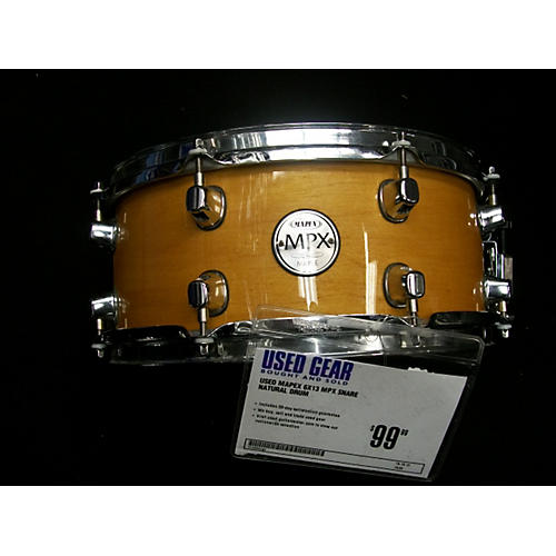 Mapex 6X13 MPX SNARE Drum-thumbnail