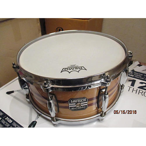 Gretsch Drums 6X13 Mark Schulman Drum