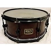 Spaun 6X13 Metal Snare Drum