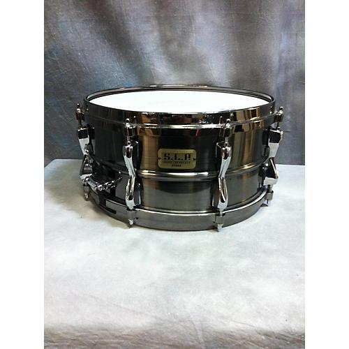 Tama 6X13 SLP Brushed Nickel Drum