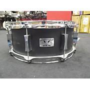 Pork Pie USA 6X14 6X14 Black Snare Drum