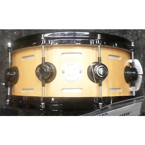 DW 6X14 Acoustic EQ Drum