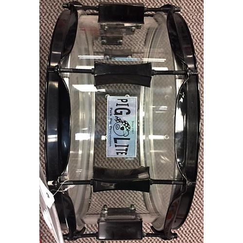 Pork Pie 6X14 Acrylic Snare Drum