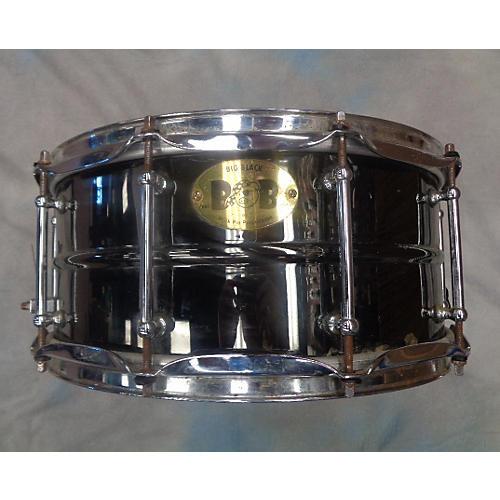 Pork Pie 6X14 BIG BLACK Drum-thumbnail