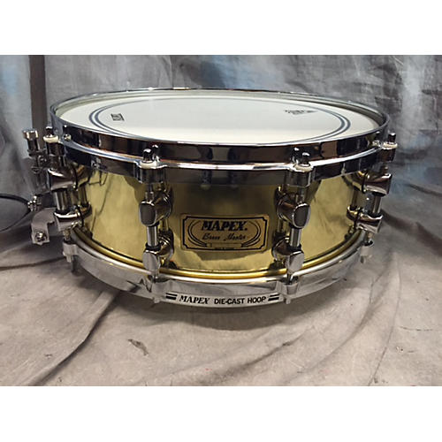 Mapex 6X14 BRASS MASTER Drum