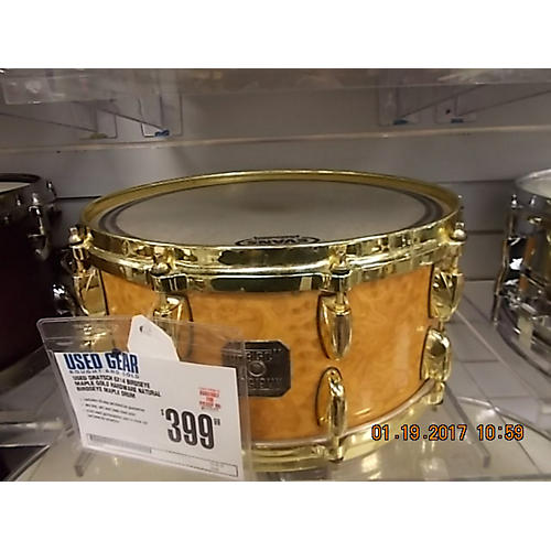 Gretsch Drums 6X14 Birdseye Maple Gold Hardware Drum