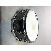 Ahead 6X14 Black Chrome Snare Drum