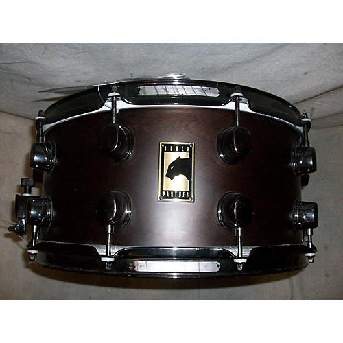 Mapex 6X14 Black Panther Deep Forest Drum-thumbnail