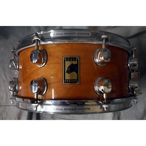 Mapex 6X14 Black Panther Premium Snare Drum-thumbnail