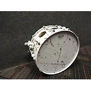 Spaun 6X14 Blood Spatter Maple Snare Drum
