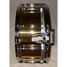 Pearl 6X14 Brass Shell Drum