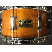 Pork Pie USA 6X14 Cherry Bubinga Drum