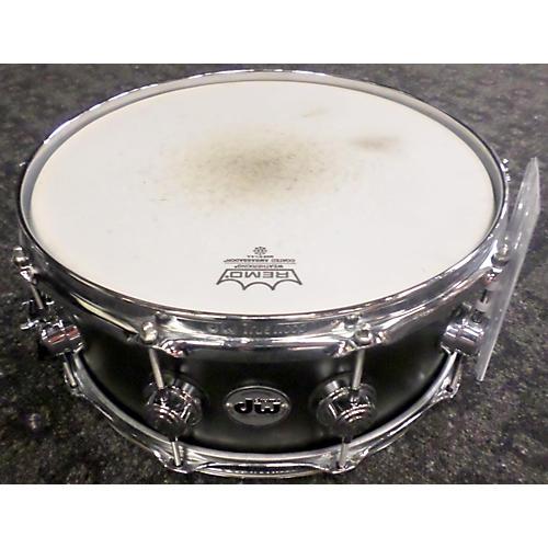 DW 6X14 Collector's Ebony Satin Drum