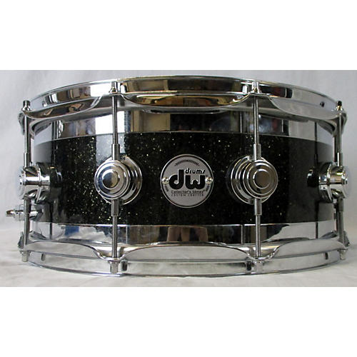 DW 6X14 Collector's Edge Series Finish Ply Snare Drum