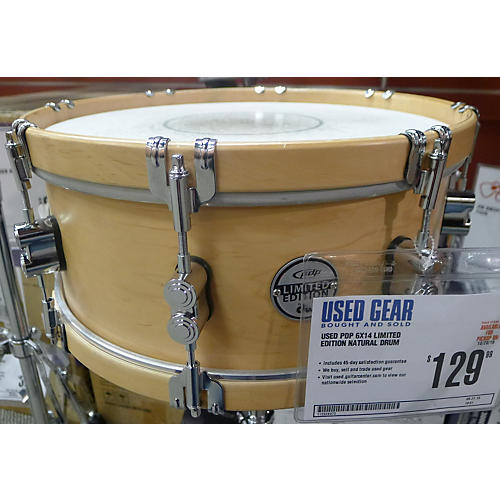 PDP 6X14 LIMITED EDITION Drum