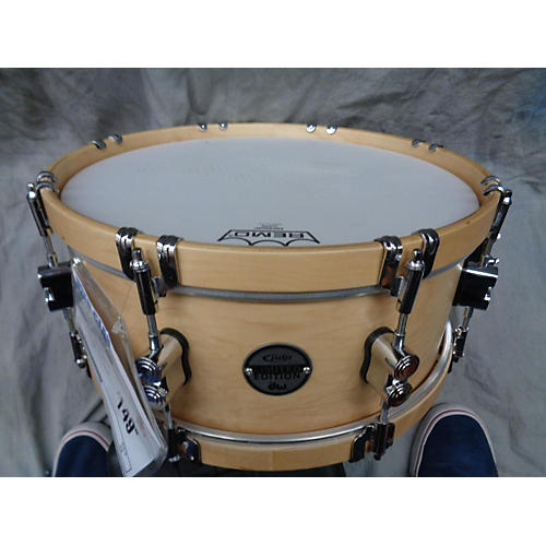 PDP 6X14 LTD Classic Wood Hoop Drum