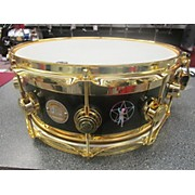 DW 6X14 NEIL PERT EDGE STARMAN SNARE Drum