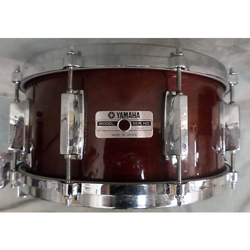Yamaha 6X14 RECORDING CUSTOM Drum-thumbnail