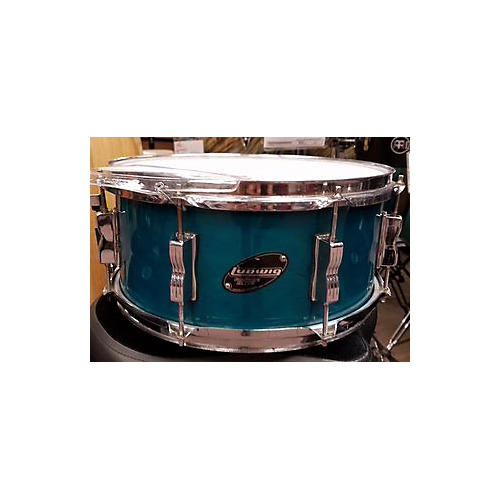 Ludwig 6X14 Rocker Elite Snare Drum-thumbnail