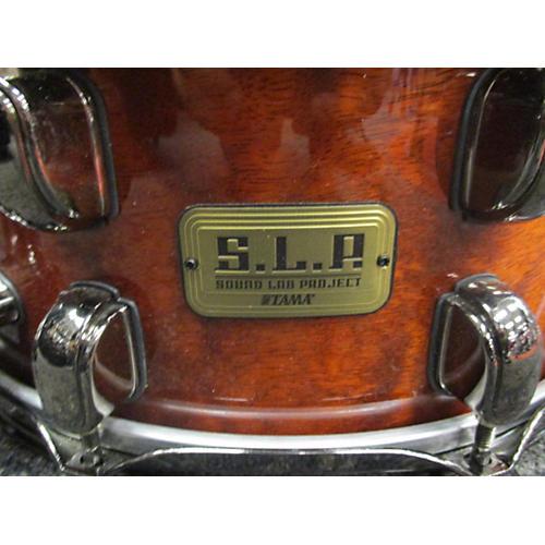 Tama 6X14 S.L.P. G-BUBINGA Drum NATURAL BUBINGA 13