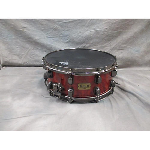 used tama 6x14 slp bubinga snare drum guitar center. Black Bedroom Furniture Sets. Home Design Ideas