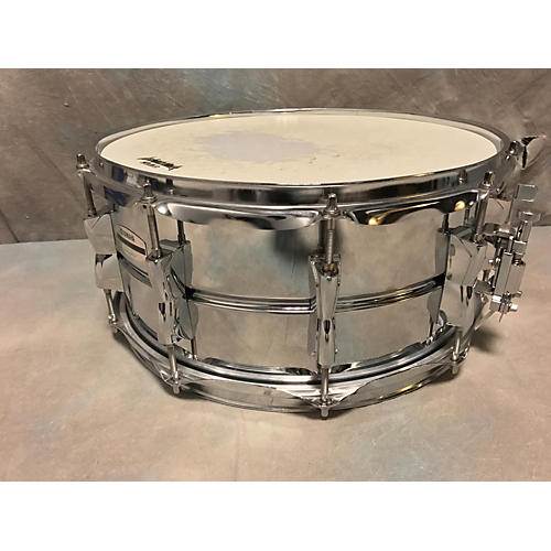 Used yamaha 6x14 stage custom steel snare drum guitar center for Yamaha stage custom steel snare drum 14x6 5
