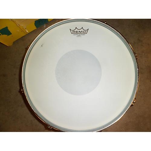 Premier 6X14 STEEL SNARE Drum-thumbnail