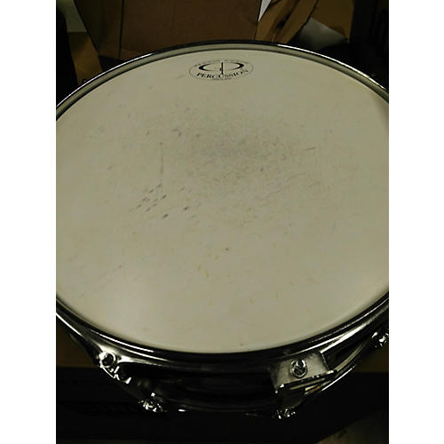 GP Percussion 6X14 Snare Drum Chrome 13