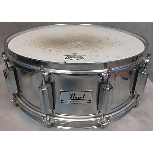 Pearl 6X14 Steel Shell Snare Drum