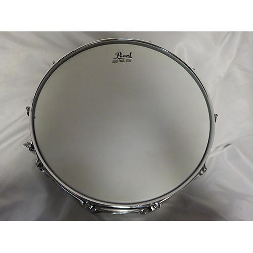 Pearl 6X14 Steel Shell Snare Drum-thumbnail