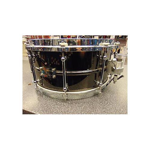 used sjc drums 6x14 steel snare drum drum 13 guitar center. Black Bedroom Furniture Sets. Home Design Ideas