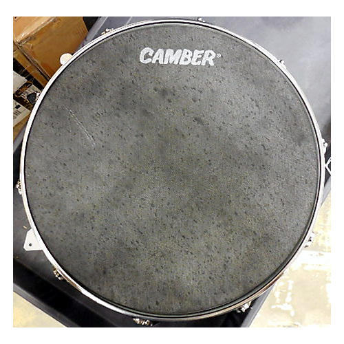 Camber 6X14 Steel Snare Drum