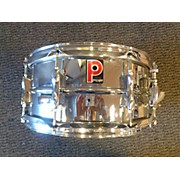 Premier 6X14 Steel Snare Drum