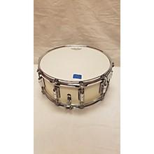 Taye Drums 6X14 Studio Birch Galaxy White Drum