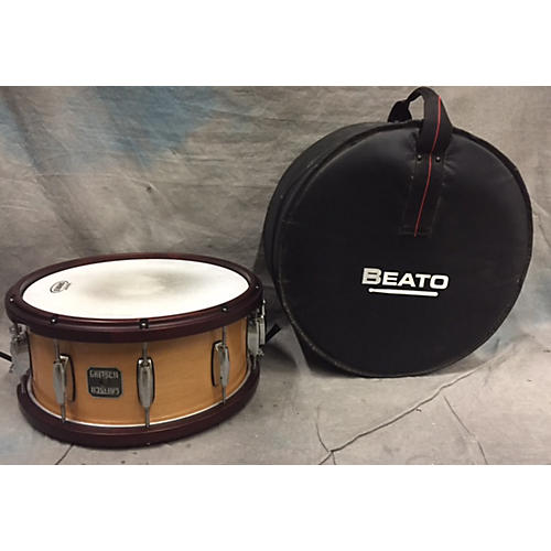 In Store Used 6X14 WOOD SNARE Drum