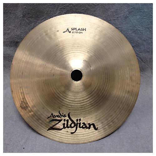 Zildjian 6in A Custom Splash Cymbal-thumbnail