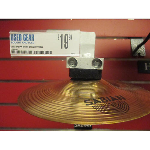 Sabian 6in B8 Splash Cymbal-thumbnail