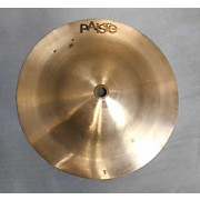 Paiste 6in Black Label Cymbal