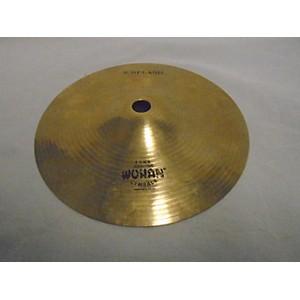 Pre-owned Wuhan 6 inch Splash Cymbal by Wuhan