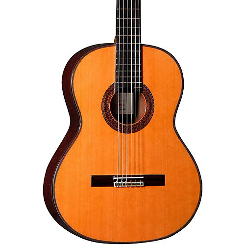 Alhambra 7 C Classical Acoustic Guitar Gloss Natural
