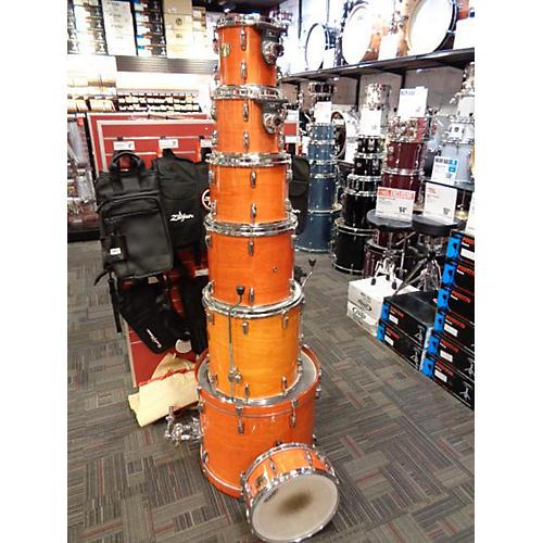 Pearl 7 Piece Export Drum Kit