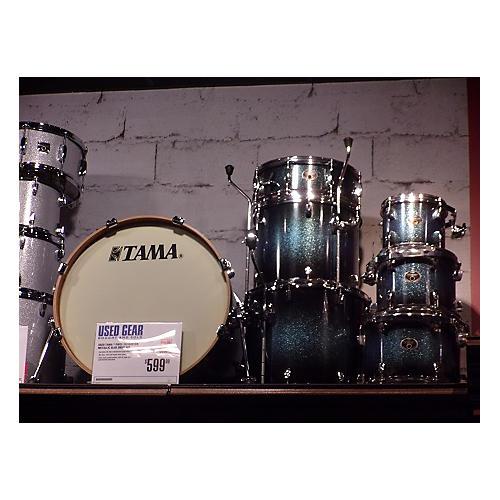 Tama 7 Piece Silverstar Drum Kit