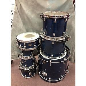 Pre-owned Tama 7 Piece Starclassic Drum Kit by Tama