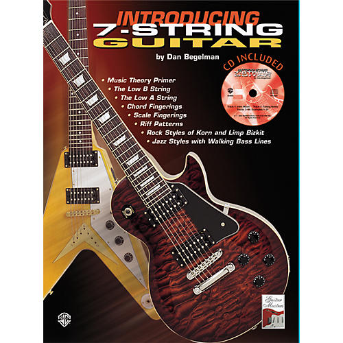 Alfred 7-String Guitar w/CD-thumbnail